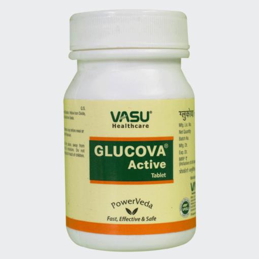 Vasu Glucova Active Tablet