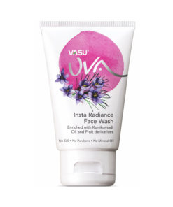 Vasu Uva Insta Radiance Face Wash