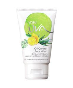 Vasu UVA Oil Control Face Wash