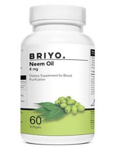 BRIYO NEEM OIL SOFTGEL