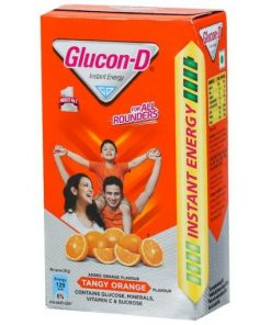 Glucon D Instant Energy Tangy Orange Health Drink