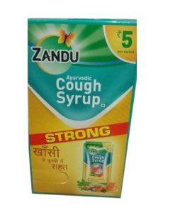 Zandu Ayurvedic Cough Syrup