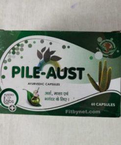 Pile Aust Capsule