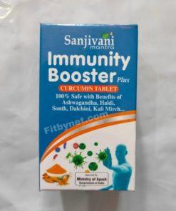 Immunity Booster Plus Curcumin Tablet