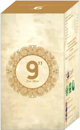 CRD Ayurveda 9 Inch Capsule for Men