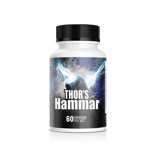 Herbal Veda Thors Hammer Capsule
