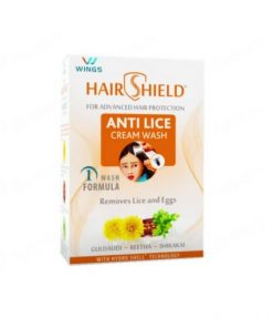 Wings Hair Shield Anti Lice Cream Was