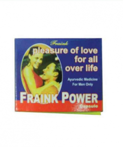 Fraink Power Capsule