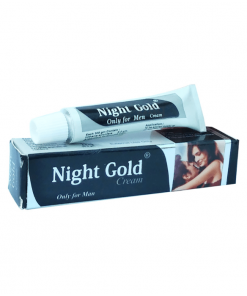 Night Gold cream