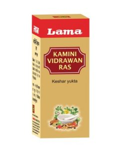 Kamini Vidrawan Ras tablet