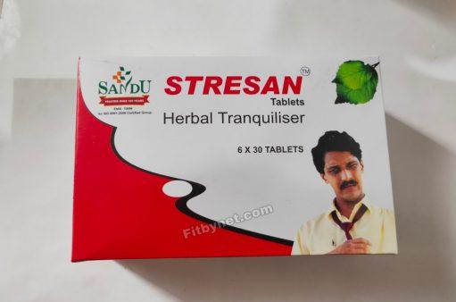 Stresan Tablet