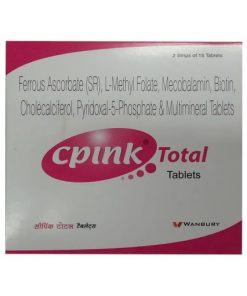 New Cpink Total Tablet
