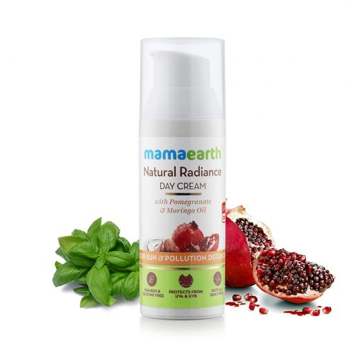 Mamaearth Natural Rediance Day Cream